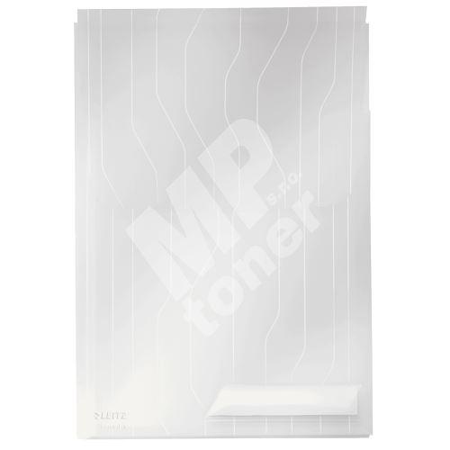 Závěsné desky Leitz CombiFile s rozšiřitelnou kapacitou, čiré 1