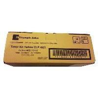 Toner Triumph Adler TK-Y4521, CLP3521, CLP4521, yellow, 4452110116, originál