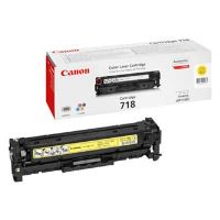 Toner Canon CRG718Y, yellow, originál 3