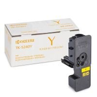 Kompatibilní toner Kyocera TK-5240Y, M5526cdn, M5526cdw, yellow, MP print