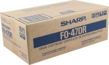 Válec Sharp FO-47DR, FO-4700, 5700, 5900, black, originál