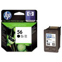 Inkoustová cartridge HP C6656AE, DeskJet 450, 5652, 5150, 5850, black, No.56, originál