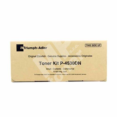 Toner Triumph Adler P-4530DN, 4434510015, black, originál