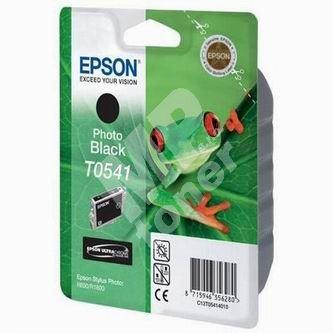 Inkoustová cartridge Epson C13T054140 Stylus Photo photo černá, originál