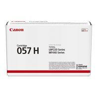 Toner Canon CRG 057H, LBP228, LBP226, LBP223, MF449, 3010C002, black, originál