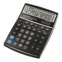 Kalkulačka Citizen SDC4310, černá, stolní, dvanáctimístná