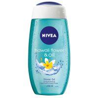 Nivea Hawaiian Flower & Oil sprchový gel 250 ml