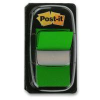 Záložka Post-It 25,4mm x 43,2mm 3M, 1bal/50ks zelená