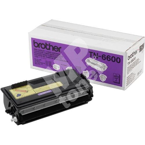 Toner Brother TN-6600 MP print 1