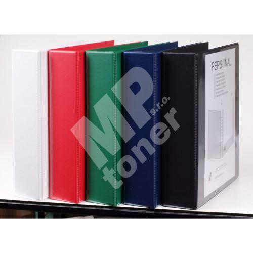 Prezentační pořadač Personal A4, hřbet 70 mm, D55, modrý 1