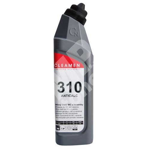 Cleamen 310 - čistič WC, 750 ml 1