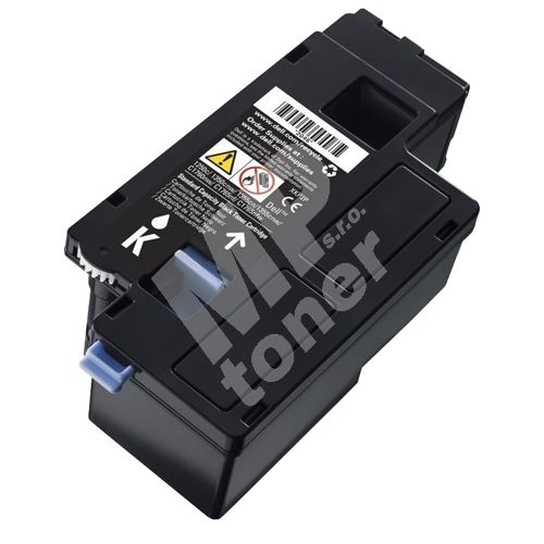 Toner Dell C1660w, 593-11130, black, MP print 1