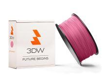 Tisková struna 3DW (filament) PLA, 1,75mm, 1kg, růžová