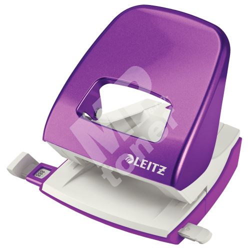 Stolní děrovač Leitz NeXXt 5008, 30 listů, purpurový 1