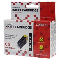 Kompatibilní cartridge Canon BCI-3BK černá, Logo
