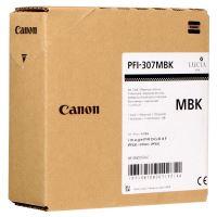 Inkoustová cartridge Canon PFI-307MB, iPF-830, 840, 850, black, originál