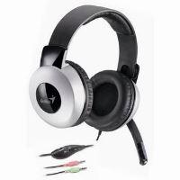 Genius HS-05A, sluchátka s mikrofonem, regulace hlasitosti