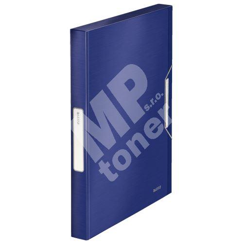 Box na spisy Leitz STYLE, titanově modrý 1
