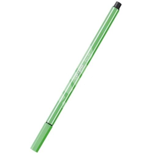 Fix, 1 mm, STABILO Pen 68, smaragdově zelená světlá 1