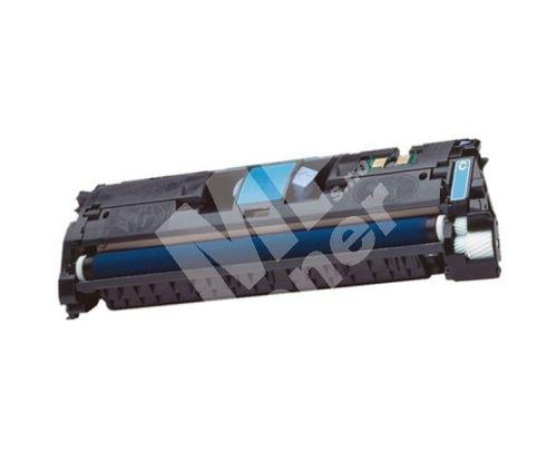 Renovace toneru HP Q3961A, 122A, modrá, HP Color LaserJet 2550