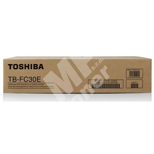 Odpadní nádobka Toshiba TB-FC30E, originál 2