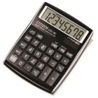 Kalkulačka Citizen CDC80BKWB, černá, stolní, osmimístná