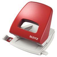 Stolní děrovačka Leitz NeXXt 5005, červený