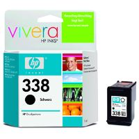 Inkoustová cartridge HP C8765EE, Photosmart 8150, 8450, No. 338, black, originál