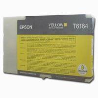 Inkoustová cartridge Epson C13T616400, Business Inkjet B300, B500DN, žlutá, originál