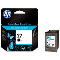 Inkoustová cartridge HP C8727AE, DeskJet 3420, 3325, 3550, 3650, black, No. 27, originál