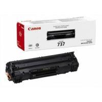 Toner Canon CRG-737, 9435B002, black, originál 1