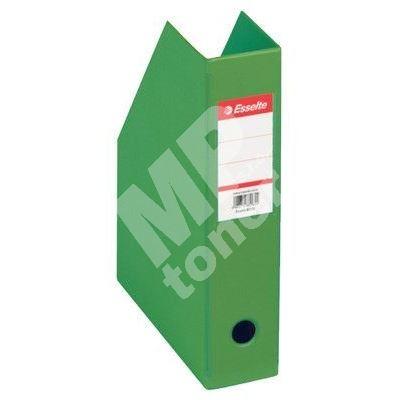 Stojan na časopisy Esselte VIVIDA Economy 70 mm, zelený 1