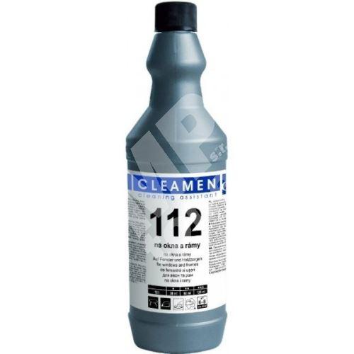 Cleamen 112 - na okna a rámy, 1 litr 1