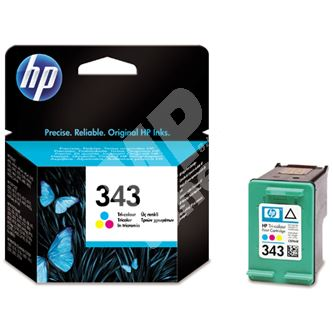 Cartridge HP C8766EE No. 343, originál 1