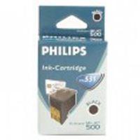 Inkoustová cartridge Philips PFA 531, MF-505, 440, 450, 485, 500, černá originál