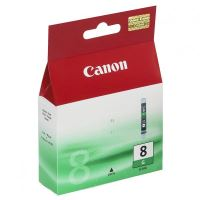 Inkoustová cartridge Canon CLI-8G, green, 13ml originál