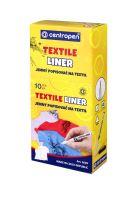 Centropen 2639 Textile Liner modrý 2