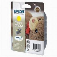 Inkoustová cartridge Epson C13T061440 žlutá, originál