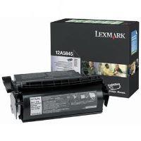 Toner Lexmark 12A5845 Optra T616, T612, T614 černá, return high capacity originál