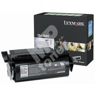 Toner Lexmark 12A5845 T616, T612, originál 1