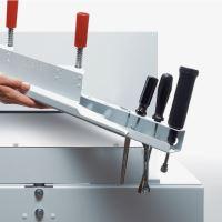 Elektrická stohová řezačka papíru Ideal 7260 7