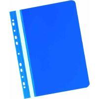 Rychlovazač z PVC + EURO ZÁVĚS přední str. tenká, s eurozávěsem, modrý
