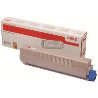 Toner OKI 45862838, MC853, MC873, magenta, originál