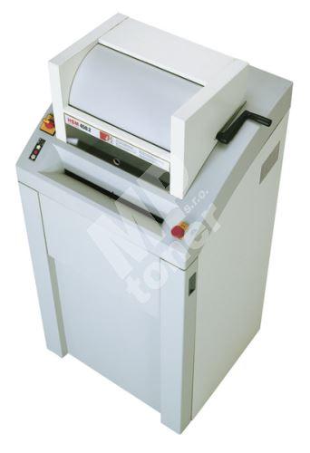 Skartovací stroj HSM 450.2 (3.9x40) 1
