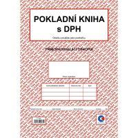 Kniha pokladní s DPH samopropis PT-240 / 50 listů jeden blok