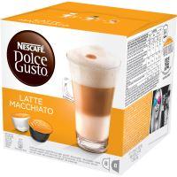 Kapsle Dolce Gusto Latte Macchiato, 8+8ks