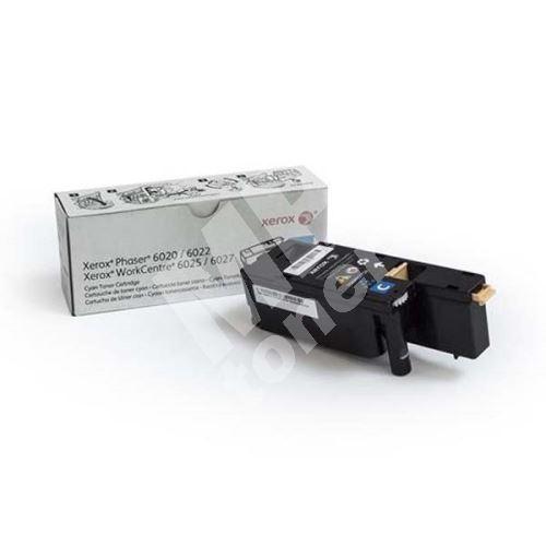 Toner Xerox 106R02760, cyan, originál 1