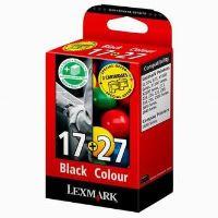 Inkoustová cartridge Lexmark Z33, Z13, Z25, Z35, 0080D2952, černá+barevná, originál