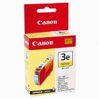 Inkoustová cartridge Canon BCI-3eY, žlutá, originál