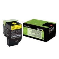 Toner Lexmark 80C2SY0, CX310dn, CX310n, CX410de, CX410, yellow, originál